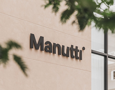 Manutti - rebranding