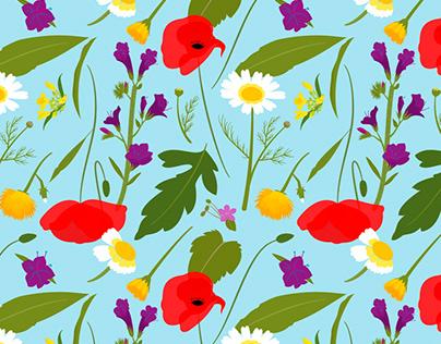 Flores silvestres de primavera