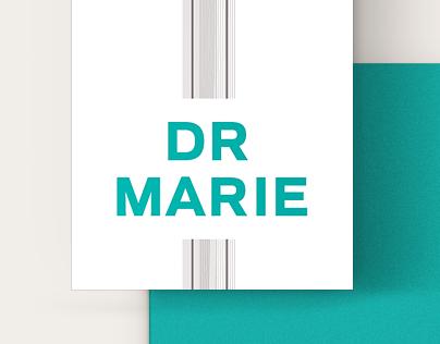 DR MARIE · Identité · Branding