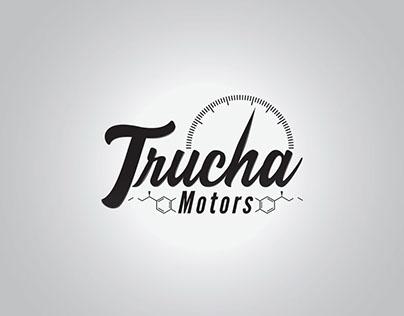 Logo réalisé pour Trucha Motors