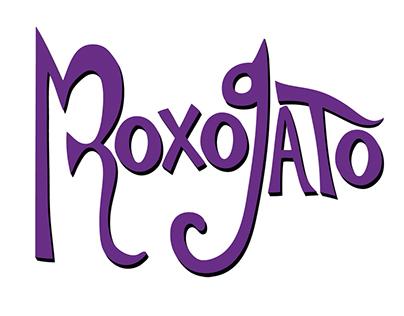 Roxogato: Logo Design