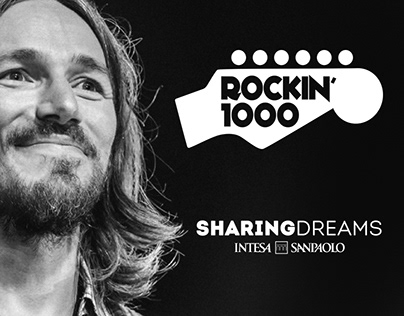 Rockin' 1000 per Sharing Dreams