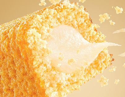 3D Tinkies Milk Tart • SOUTH AFRICA