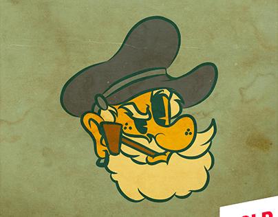 Illustration 'The Fisherman'