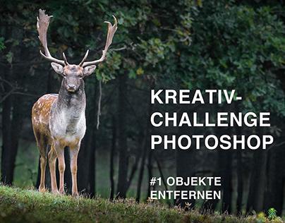 Kreativ- Challenge Photoshop #1
