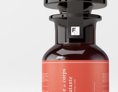Création de principes d'étiquettes pour French Pharmacy