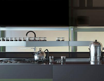 Valcucine kitchen