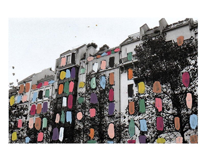 Trilogy of the city of Paris