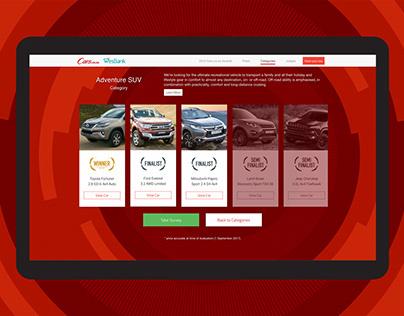 Cars Consumer Awards