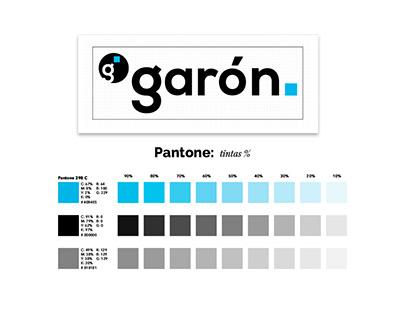 Garon Abogados - Branding