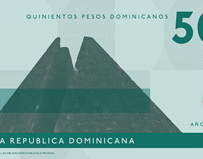 Dominican Peso Re-Design