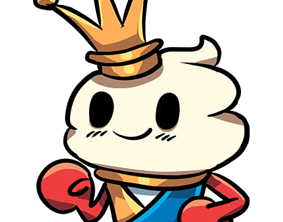 Dairy Prince // Company Mascot for Dairy Queen