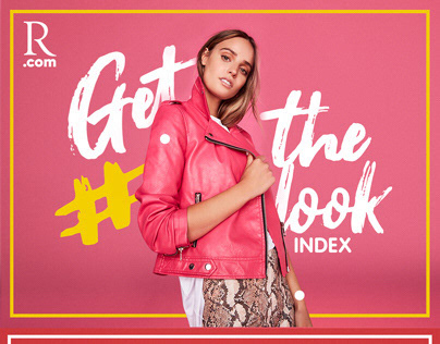 #GetTheLook Index Colors