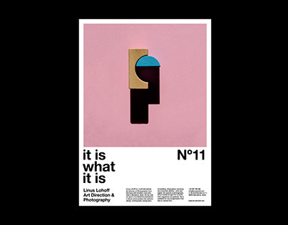 »It is what it is« Poster Series *2nd Edition*
