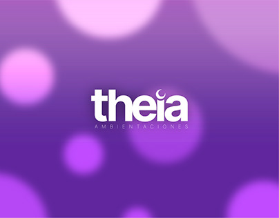 THEIA - Naming, Logo Design & Branding
