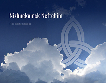 Nizhnekamsk Neftehim Redesign concept
