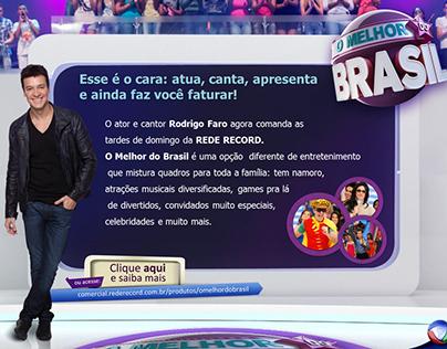 Plano de Patrocínio O melhor do Brasil