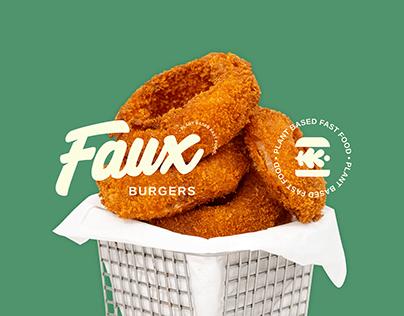 Faux Burgers