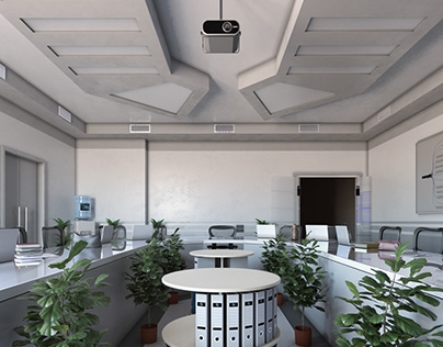 Global University Meeting Room