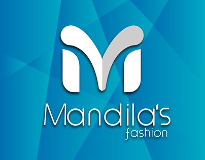 mandilas logo redesign and brand development