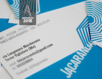 Jacaranda beach club / visual identity