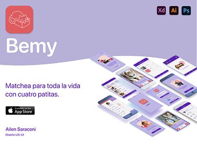 Bemy - App de adopción de mascotas