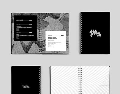 SMA Notebook