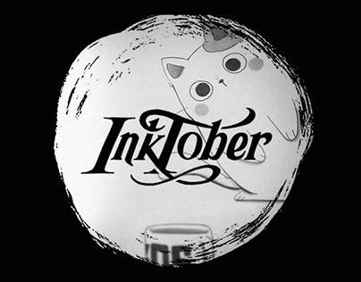 Inktober Project   Part 01