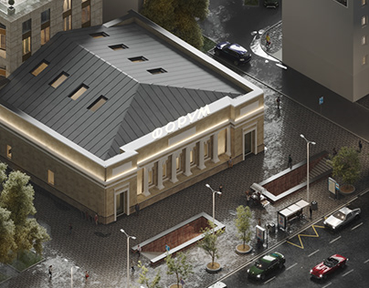 Forum Isometric