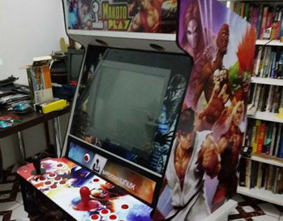 Arcade - Homemade