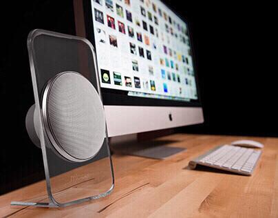 enclosure-free speaker system
