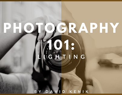 Photography 101: