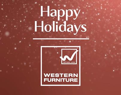 season's greetings - western furniture