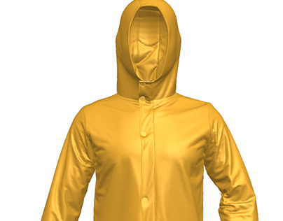 Marvelous Designer Jacket