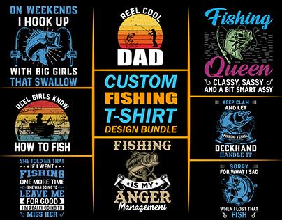 Custom Fishing Desing Bundle