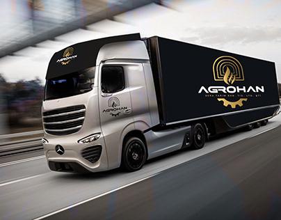 AGROHAN Mustafa OZYUREK Brand & Logo Design