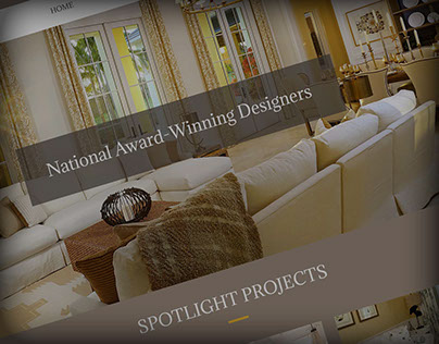 Romanza Interior Design - Site Design