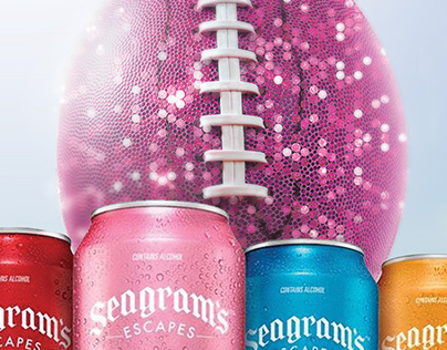 Holiday Escapes: In-store Seagram's Style