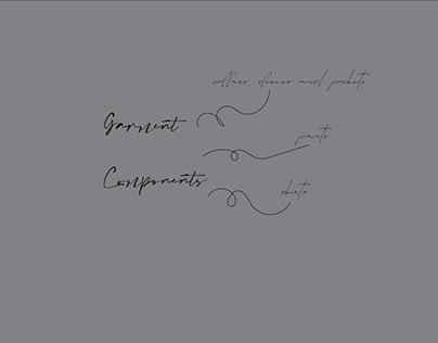 Garment components