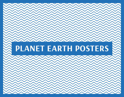 Planet Earth Posters