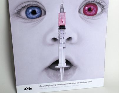 Genetic Engineering Poster