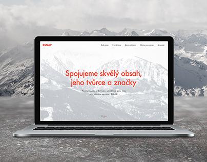 BSNAP - Website