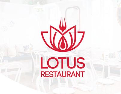 Lotus Restaurant - Concept and Branding