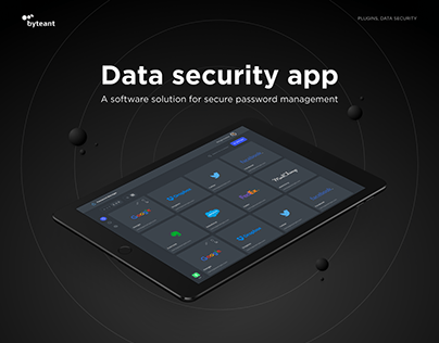 Data security app