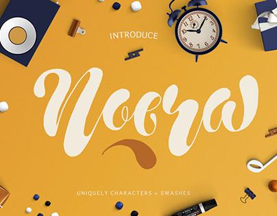 Noera Typeface