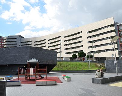 Neinor Portugalete - 3D Architectural Visualization