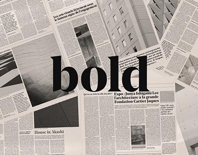 Bold Journal