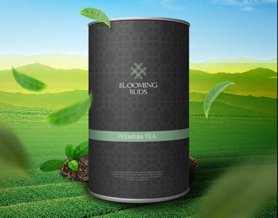Blooming Buds - Brand Identity and Packaging