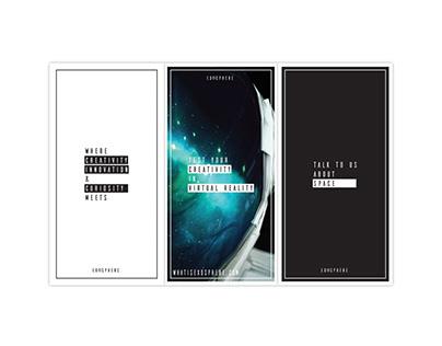 Poster Designs for Exosphere