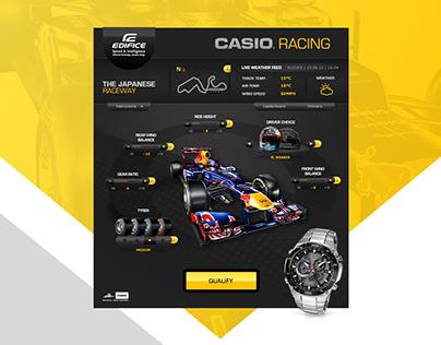 Casio Racing